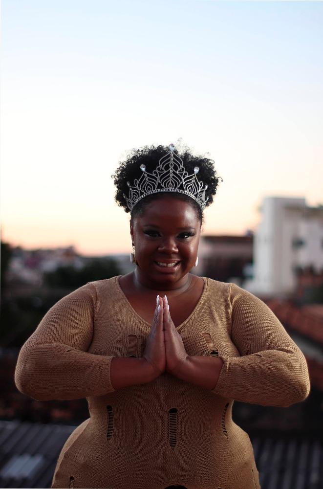 SAMBADEIRA LUANA REIS É A RAINHA DE NOVA LIMA 2020