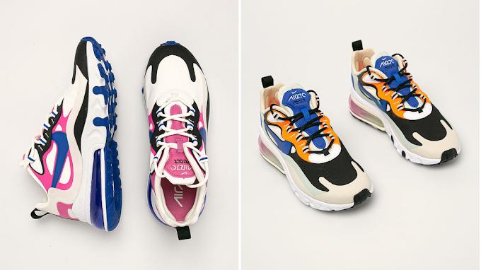 Nike Air Max 270 damskie – lekkie sneakersy na wiosnę. Sprawdź najpiękniejsze wersje kolorystyczne!