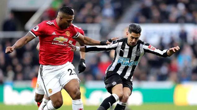 Manchester United Terkapar di Markas Newcastle