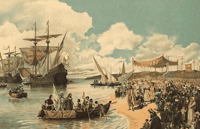 Kedatangan bangsa - bangsa barat di nusantara Indonesia