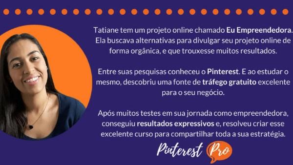 Curso Pinterest Pro