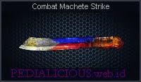 Combat Machete Strike
