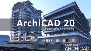 ArchiCAD 20 : Perfectionnement