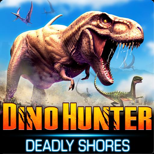 DINO HUNTER: DEADLY SHORES 3.5.9   Mod Money