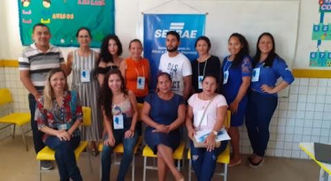 SEBRAE com apoio da  Prefeitura de Anapurus e sala do Empreendedor realiza capacitação para lancheiros