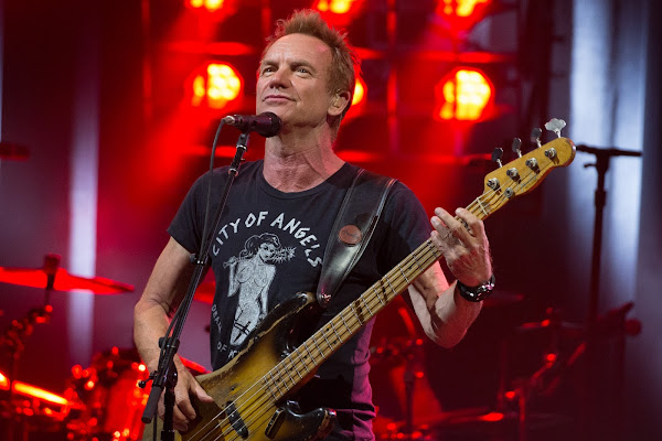 STING, Live 2017 Full Concert HD - Official Website - BenjaminMadeira