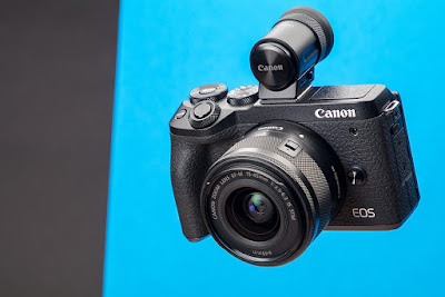 Canon EOS M6 DSLR Firmware最新ドライバーをダウンロードします