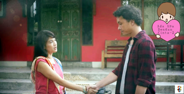 Lirik Lagu Ratusan Purnama - Melly Goeslaw ft. Marthino Lio (Theme Song AADC2)