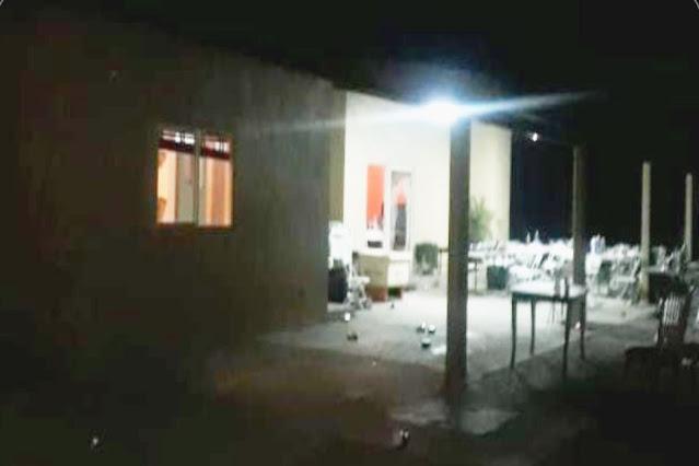 Sicarios irrumpen a rancho en fiesta y ejecutan  a 8 asistentes sobre sobre la carretera Ensenada- Tecate Baja California