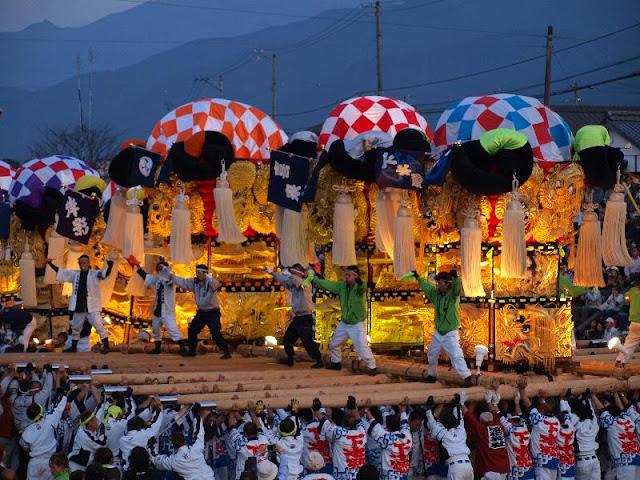 Saijo Matsuri Festival, Ehime
