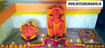 108 स्तंभों में ठिका हुआ है बागेश्वर नाथ मंदिर,आरंग(रायपुर)