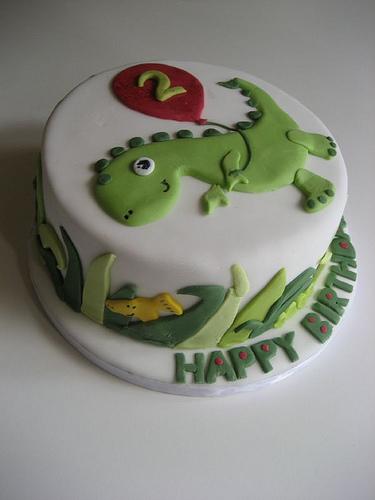 Trex Small Cake Recipe