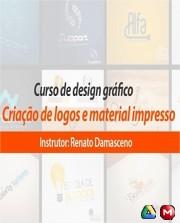 Criação de logos e material impresso