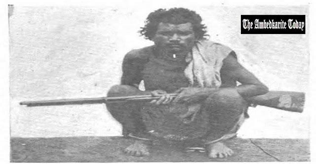 "Tantia Bhīl The Indian ""Robin Hood""   Tribal History"