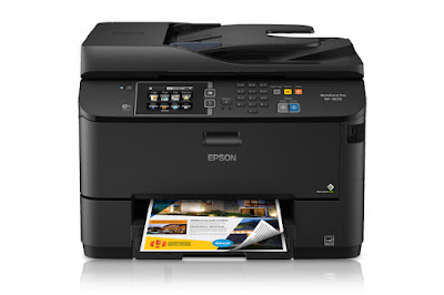 Epson Workforce 4630 error