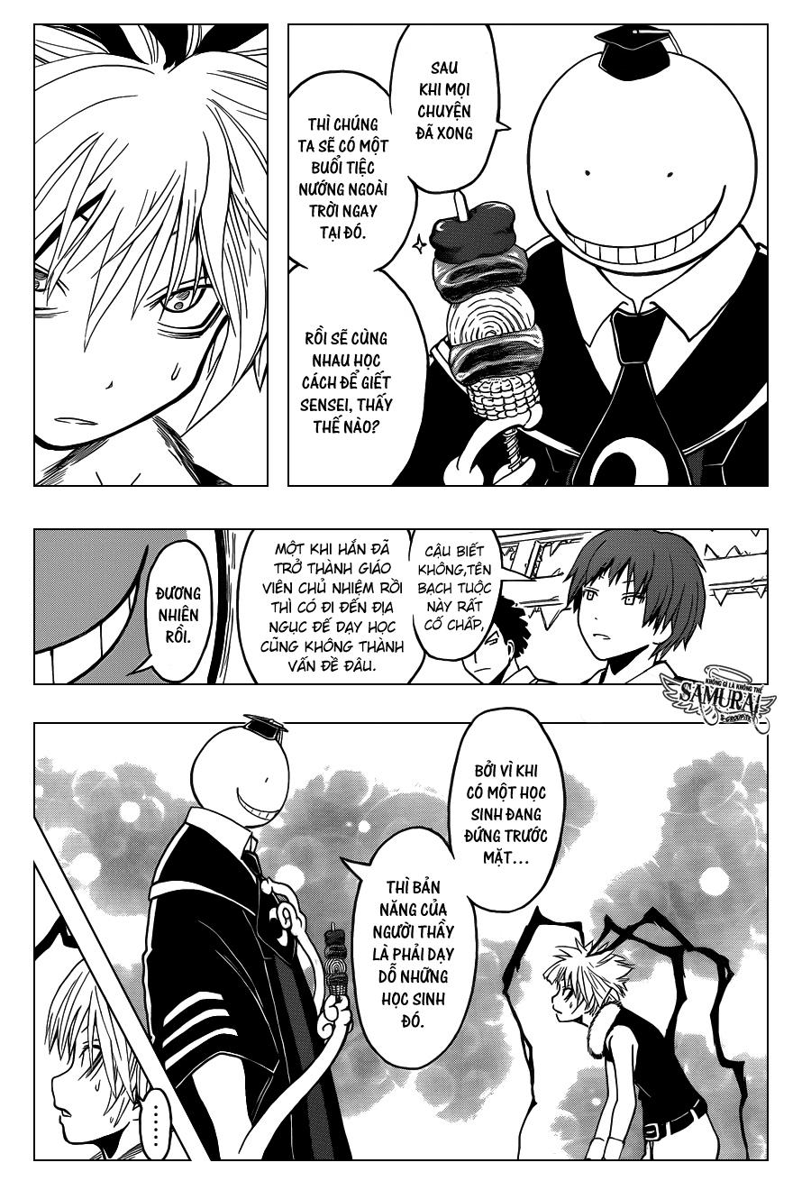 Ansatsu Kyoushitsu chap 85 trang 16
