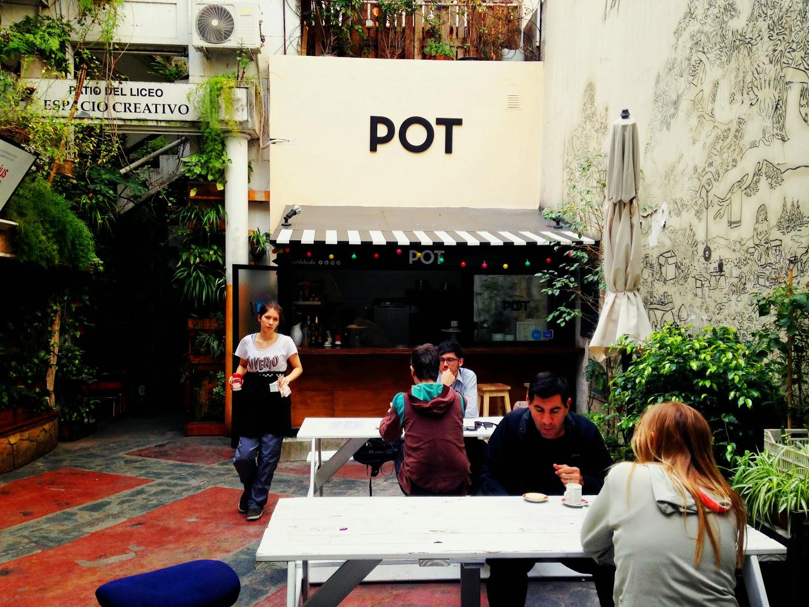 Foto de Pot cafeteria en Buenos Aires