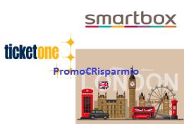 Logo Avery & Me e vinci 450 premi TicketOne, Smartbox e viaggio a Londra