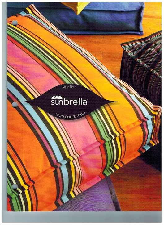 20014-2015 SUNBRELLA ICON COLLECTION - now in stock