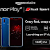 Honor play launch date specifications price in India