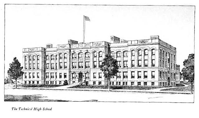 TempoSenzaTempo: The Springfield Technical High School