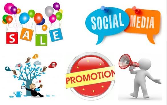 Strategi Promosi di Media Sosial