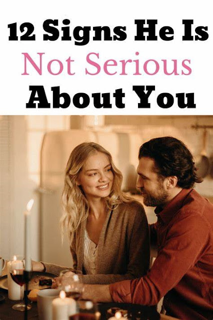 12 Signs He Is Not In Love With You