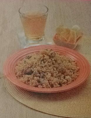 Gambar Resep Nasi Goreng Kambing Spesial