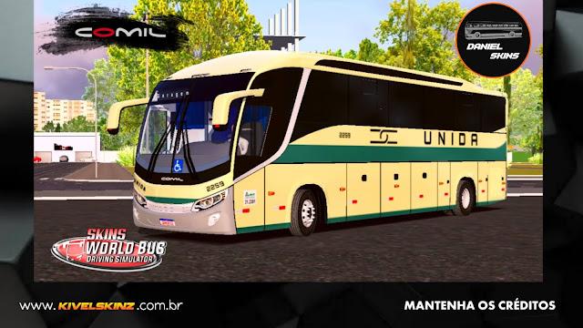 COMIL 1200 4X2 - VIAÇÃO UNIDA