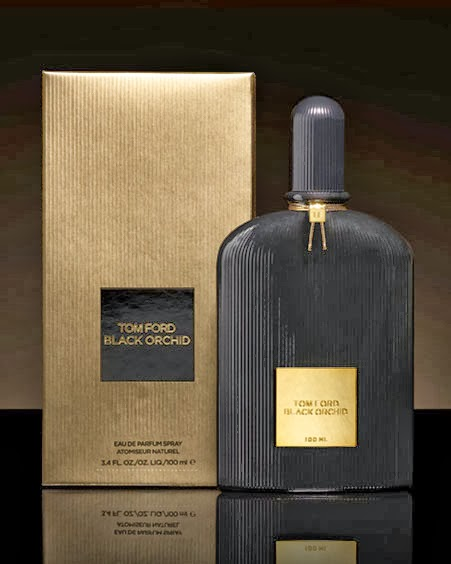 Un Parfum Unic Tom Ford Black Orchid Diary Of A Beauty Addict