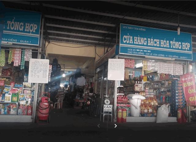 Đánh giá Chợ Tân Kiểng Quận 7, TpHCM