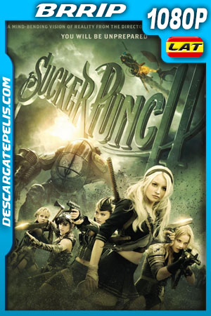 Sucker Punch Mundo surreal (2011) 1080p BRrip Latino – Ingles