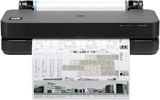 HP DesignJet T210 Wireless Driver Download