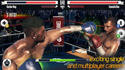 Real Boxing 2 ROCKY مهكرة