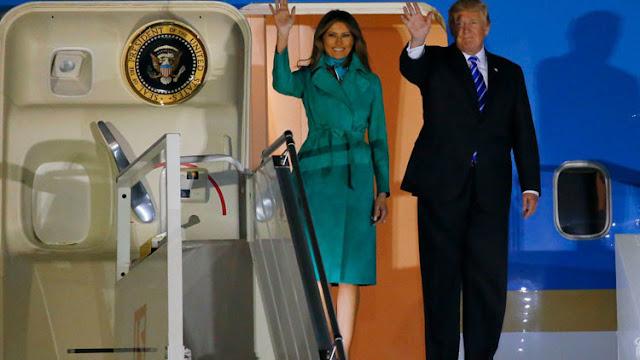 Gas, Rusia y desafío a Europa: Por qué Trump visitó Polonia antes de viajar a la cumbre del G20