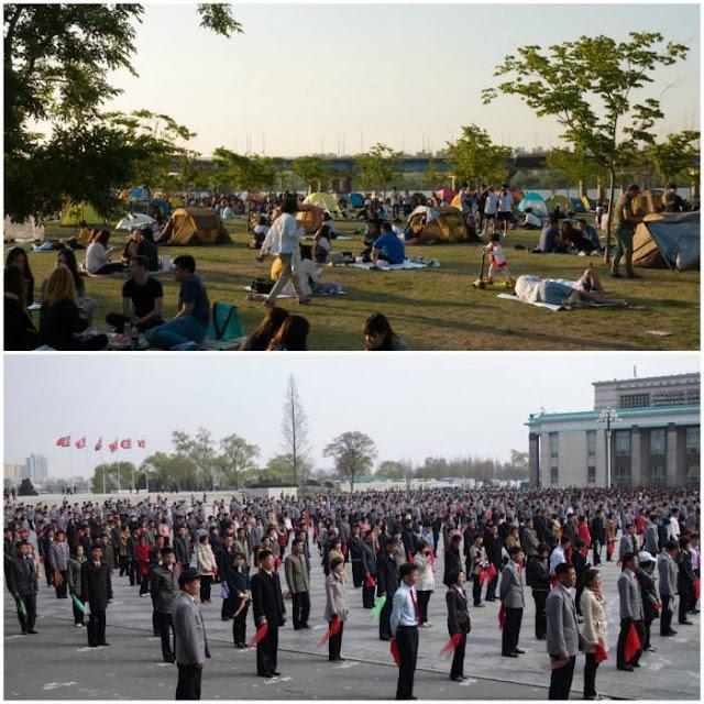 namun kedua negara ini sangat lah berbeda dalam banyak sekali aspek Berita Terhangat 5 Perbedaan Mencolok Korea Utara Dan Selatan. Mana Yang Kamu Pilih?