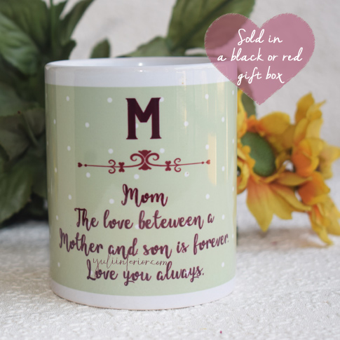 Buy Custom Mugs as gifts for mother's in Port Harcout, Nigeria