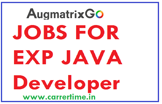 jobs for java freshers