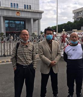 福州仓山法院以疫情的名义剥夺公民旁听权