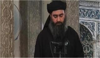موقع دابق العراقي، يعلن مقتل  أبو بكر البغدادي في غارة جوية بالرقة
