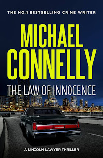 The Law of Innocence by Michael Connelly book cover