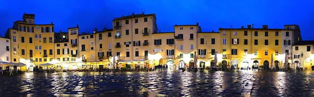 Joe S Retirement Blog Street Scenes Lucca Tuscany Italy