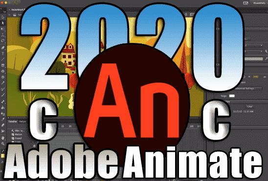 تحميل برنامج Adobe Animate 2020 v20.5.0.29329 اخر اصدار مفعل مدى الحياة