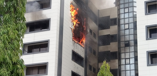 COVID-19: Money in the office of Accountant General was not burnt
