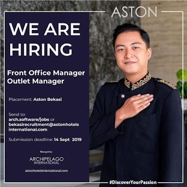 Hotelier Indonesia Jobs