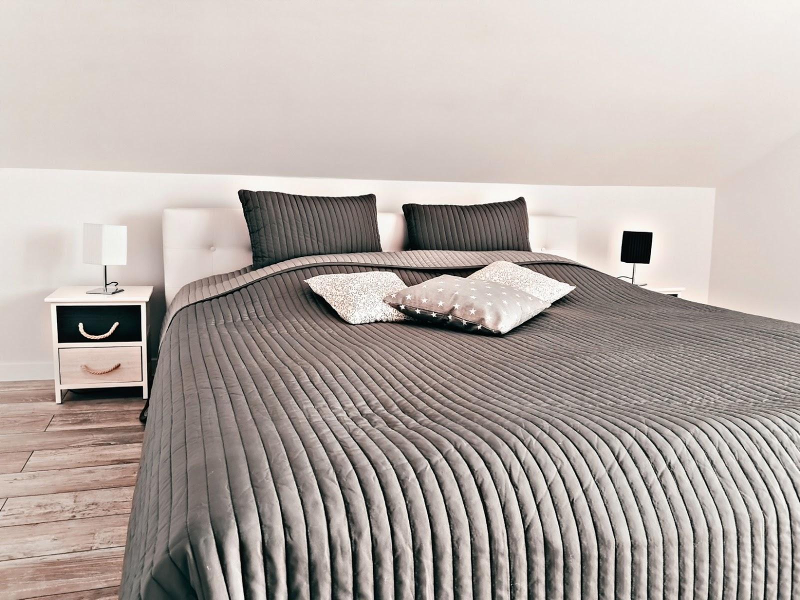 domowe wnętrza sypialnia