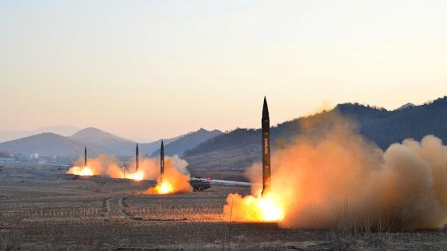 """""""Preocupación extrema"""": Corea del Norte podría atacar EE.UU. y Australia dentro de dos años"""