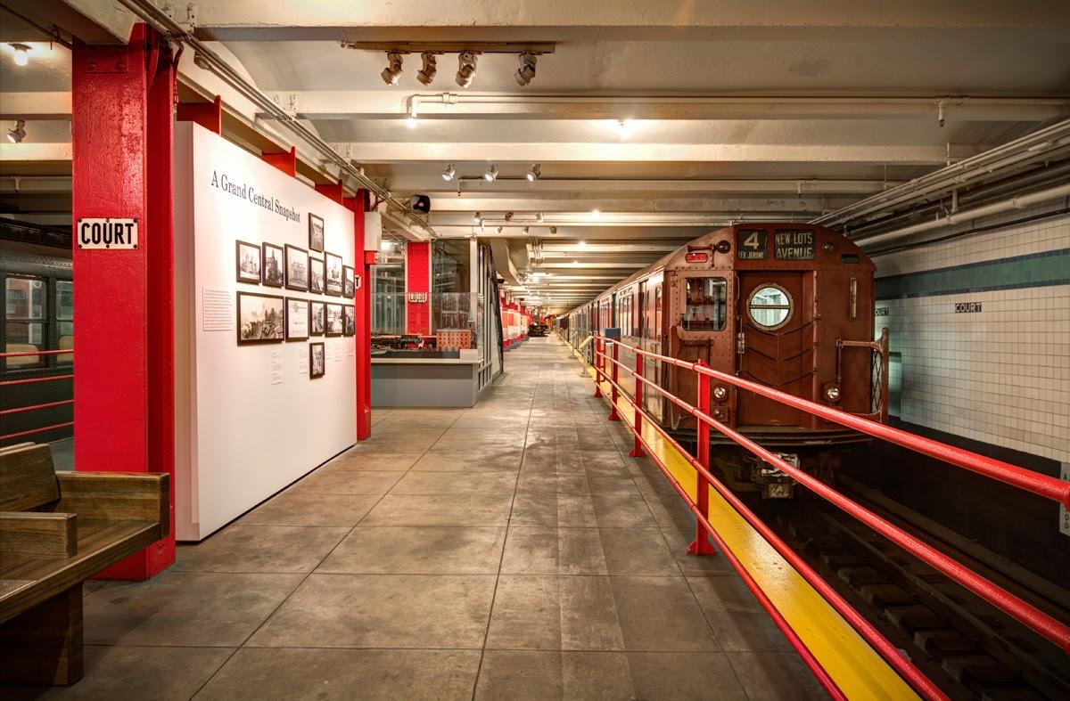 História do Museu do Trânsito de Nova York