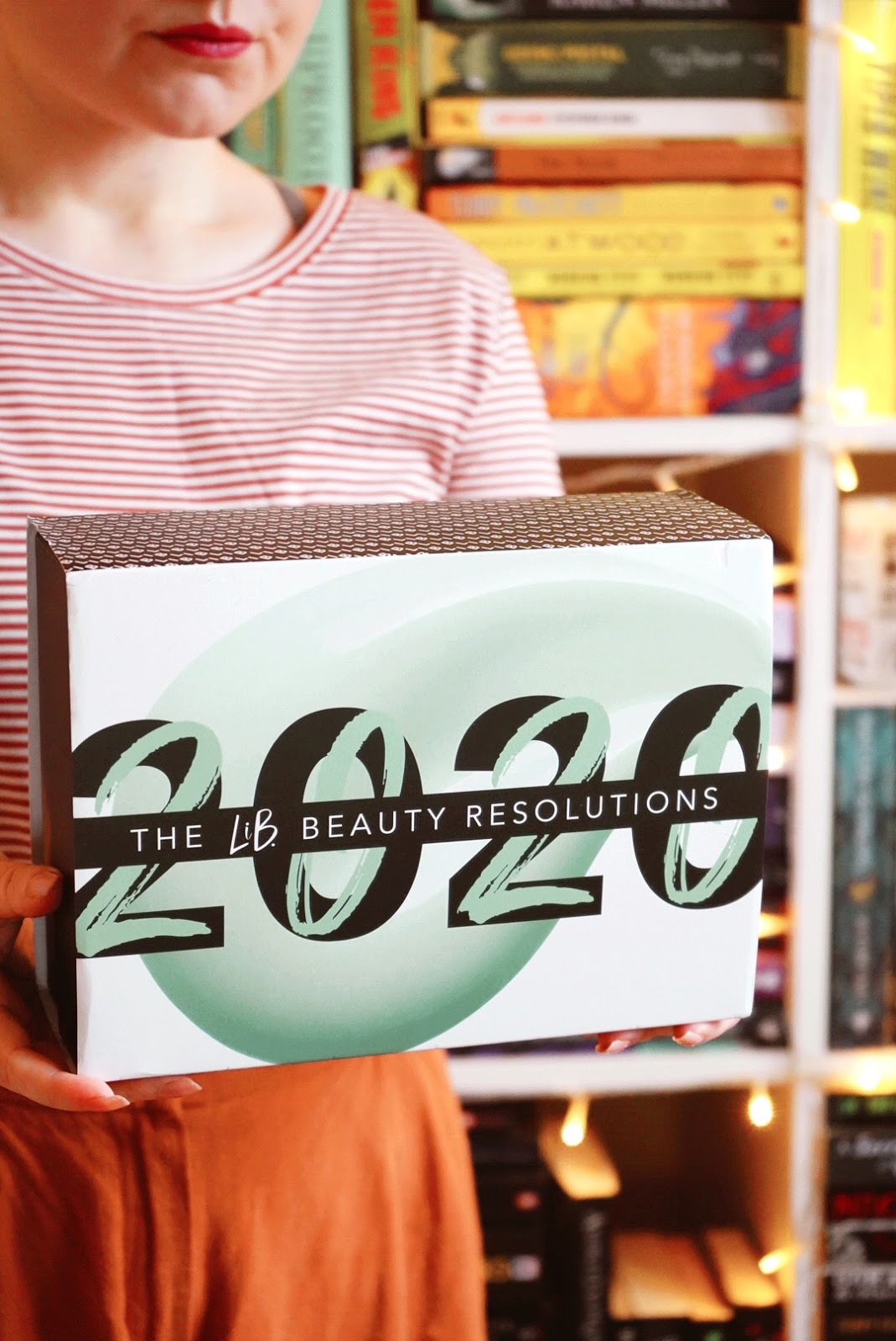 Latest In Beauty 2020 Beauty Resolutions Box