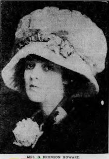 Mrs. Bronson Howard - the first wife - nee Dos Skinner
